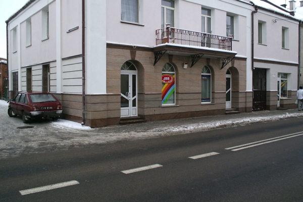 elewacja budynku