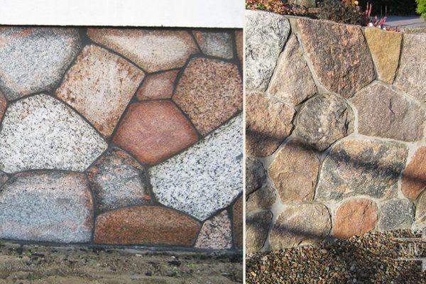 mozaika z graitu
