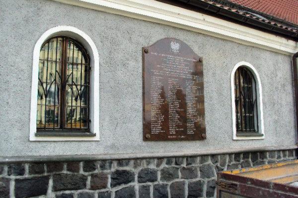 marmurowa tablica pamiatkowa