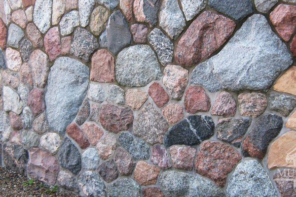 murek ogrodzenie kamien