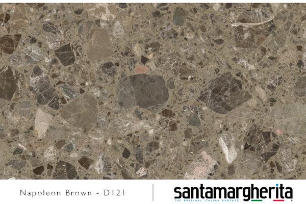 napoleon brown konglomerat marmurowy