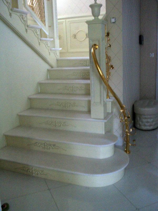 okragle schody