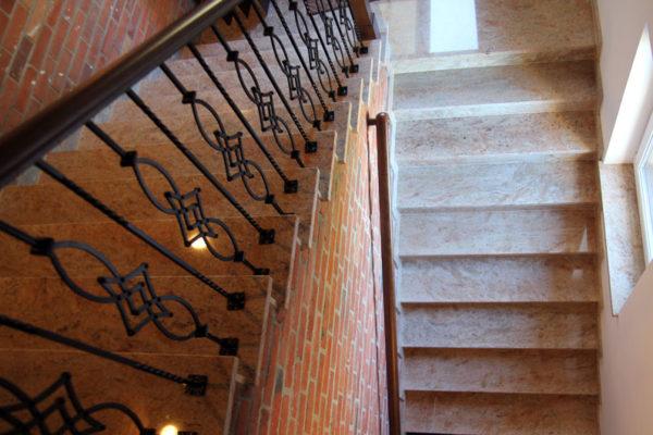 ozdobne schody