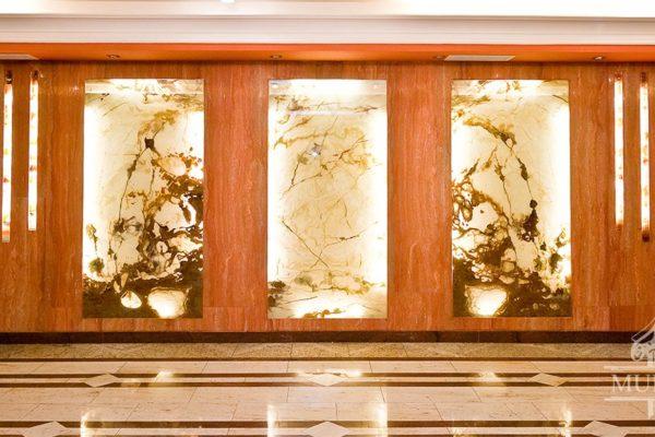 podswietlany alabaster