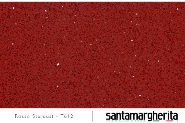 rosso stardust - konglomerat kwarcowy