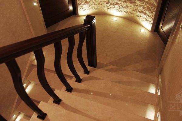 schody kamienne marmurowe