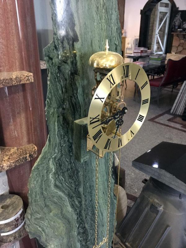 zegar marmur granit prezent