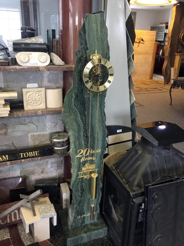 clock stone gift