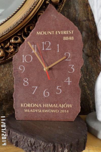 zegar Himalaje