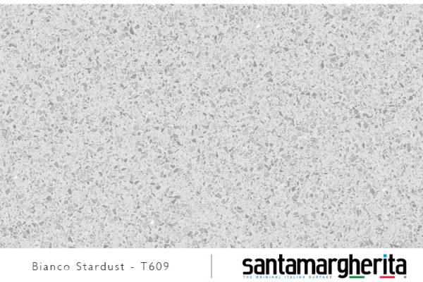 bianco stardust - konglomerat kwarcowy