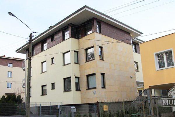 fasada kamienna