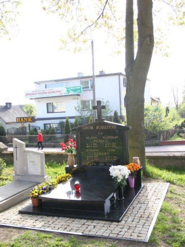grob rodzinny grobowiec