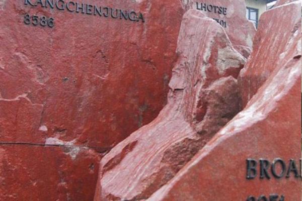 pomnik z kamienia