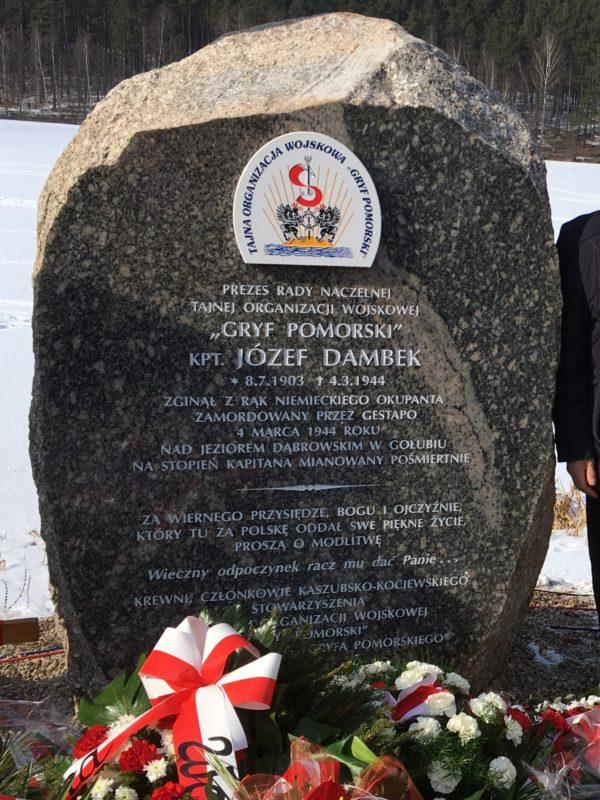 pomnik gryf pomorski